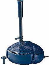 FIAP 2714 Aqua Active Mini Teichpumpe 650 l/h Fördermenge, 1,1 m Förderhöhe, 8W I Brunnenpumpe Filterpumpe Fontäne