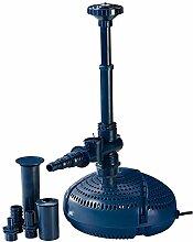 Fiap Aqua Active Mini 2.000 Hochwertige Springbrunnen-/ Teich Filter-/ Wasserspielpumpe für Bachlauf, Gartenteich Fontäne, Leistungsstarke für Wasserspiel