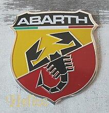Fiat Tuning Abarth Skorpion 3D Metall Logo Aufkleber Auto Emlem Badge