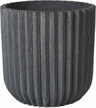 Fiber Cylinder Blumentopf