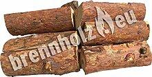 Fichte / Kiefer - Brennholz (kammergetrocknet) – Karton (30 Kg)