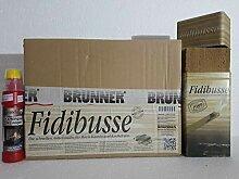 Fidibusse Brunner Geschenkdose incl. 50 Stück +