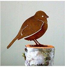 Field Sparrow Bird Silhouette