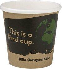 Fiesta Green Kompostierbare Espressobecher