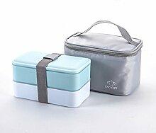 Fiesta japanische Bento Lunchbox für Wassersuppe,