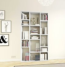 fif möbel Raumteilerregal TORO 384, Breite 120 cm