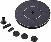 Fighting Solarbetriebene Wasserpumpe Silicon Mini