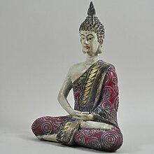 Figur Buddha Meditation World Menagerie