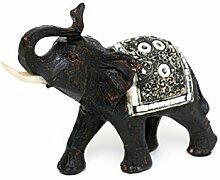 FIGUR ELEFANT DEKO DEKORATION ELEPHANT