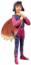 Figur Fee Polyresin Flower-Fairy-Günsel 9,5cm