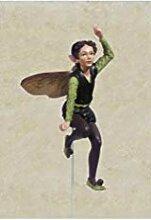 Figur Fee Polyresin Flower-Fairy-Liguster 10cm