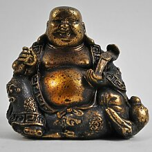 Figur Glücklicher Buddha World Menagerie