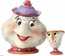Figur Mrs Potts und Chip Disney Classics