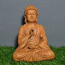 Figur Sitzender Buddha Bloomsbury Market
