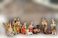 Figuren für viele Holz Weihnachtskrippen Maria