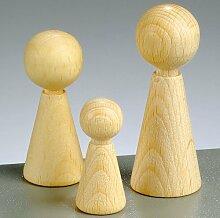 Figuren-Kegel, Höhe 50 mm, 20 Stück