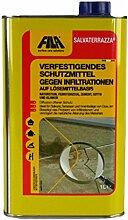 FILA Salvaterrazza Verfestigendes Schutzmittel gegen Infiltrationen - 1 Liter