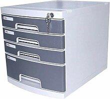 File Cabinet Datei Halter Desktop Storage Box
