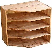 File Cabinets QSJY Aktenschränke aus Holz