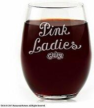 Filme auf Glas-Pink Damen Fett Film Gravur