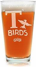 Filme auf Glas–T-BIRDS Grease Film Musical