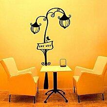 Filmposter Bazaar Street Lamps Wohnzimmer Sofas