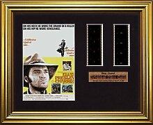 Filmposter, Elvis-FCD Gerahmtes Stück Originalfilm