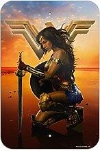 Filmposter, Motiv: Grafik & More Wonder Woman,