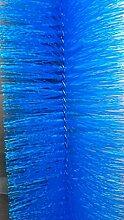 Filterbürsten Blau 80 cm Ø 150mm x 36 Stk. !!! Gartenteich Filter Koi Filterbürste Teichfilter