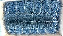 Filterbürsten SCHWARZ 60 cm Ø 150mm x 30 Stk. !!! Gartenteich Filter Koi Filterbürste Teichfilter