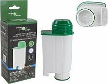 FilterLogic CFL-902B - Wasserfilter ersetzt Saeco Nr. CA6702/00 - Brita ® Intenza+ Wasserfilterkartusche für Saeco / Philips / Gaggia Kaffeemaschine - Kaffeevollautoma