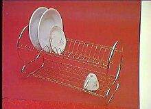 Filtex Abtropfsieb Edelstahl 60 cm Küchenzubehör