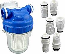 FILTROTECH 5 Zoll Wasserfilter Vorfilter für