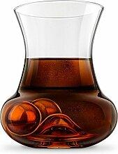 Final Touch RUMROLLER Rum Gläser bauchige form