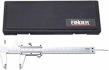 Finder LJ191438S Messschieber, Edelstahl,