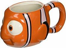 Finding Nemo Ceramic Molded Mug by Zak Designs