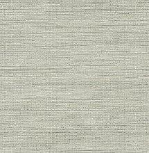 Fine Décor fd23285Insel Faux grasscloth Tapete,