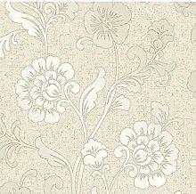 Fine Décor fd41971Quarz Floral Tapete, gold