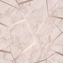 Fine Decor FD42264 Tapete, geometrisch,