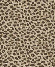 Fine Decor FD42469 Tapete mit Leopardenmuster,