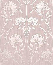 Fine Décor FD42583 Florence Floral Blush