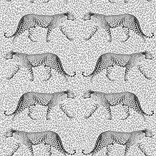 Fine Décor M1496 Glamorous Leopard White Tapete,