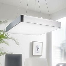 FineBuy LED-Büroleuchte SQUAR