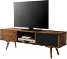 FINEBUY Lowboard SuVa4926_1, TV Lowboard 140 cm