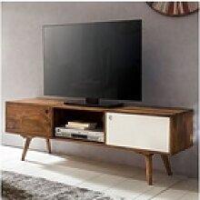 FINEBUY Lowboard SuVa4927_1, TV Lowboard 140 cm