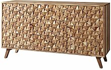 FineBuy Sideboard RAWI 140x78,5x40 cm Anrichte