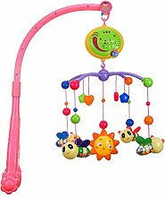 Finebuying Baby Musikalische Krippe Mobile,