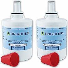 Finerfilters Kühlschrank-Wasserfilter kompatibel