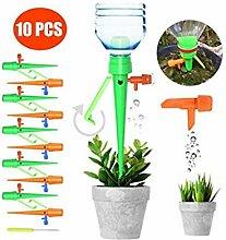 Finerun 10 Stück Automatisch Bewässerung Set