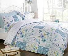 FINEST HOMEWARE Dream Patchwork, Blumen und